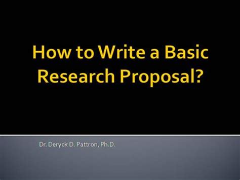 Concept Paper or Pre-Proposal - 1297 Words